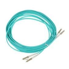 5Meter Multimode Duplex Fiber Optic Cable LC To LC for Ethernet Multimedia