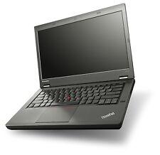 "Lenovo ThinkPad T440p i5 4300M 2,6GHz 16GB 250GB 14"" DVD-RW Win 10 Pro DE Tasche"