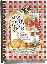 Gooseberry Patch More Gifts for Giving Hard Cookbook Recipe Book NEW