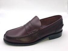 Mocassini College Clarks Berrys pelle bordeaux list €155-20% loafer tipo Bearys