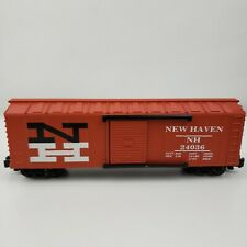 K-Line New Haven Boxcar 24036 S Scale Spring Loaded Trucks Orange