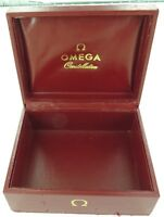 SCARCE 1960s OMEGA CONSTELLATION 14900 MENS WATCH STORAGE / DISPLAY CASE.