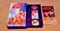 Chicken Run UK PAL VHS VIDEO 2000 Aardman Nick Park Mel Gibson Timothy Spall