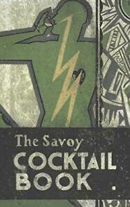 The Savoy Cocktail Book by Craddock, Harry Book The Cheap Fast Free Post New