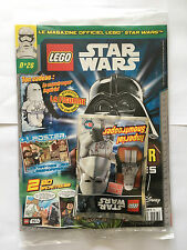 FRENCH LEGO STAR WARS MAGAZINE N°26 SEALED MINT POLYBAG IMPERIAL SNOWTROOPER
