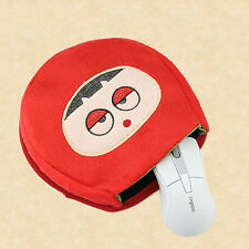 USB Hand Warmer Heater Winter Laptop PC Heating Warm Mouse Pad Cartoon Cute