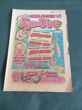 SPIKE  - UK VINTAGE COMIC -  19 FEB 1983   -  #5