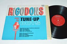 LES TUNE-UP BOYS Rigodons avec LP 1963 Trans-Canada Mono Vinyl TCA-101 Quebec