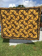 Handmade Quilted Blanket