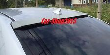 REAR ROOF SPOILER ABS FOR TOYOTA COROLLA ALTIS 2014 Unpainted