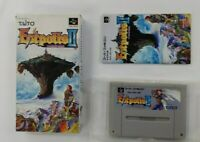 ESTPOLIS 2  with BOX  Nintendo Super Famicom  SFC  Japan USED