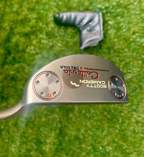 """Scotty Cameron California Del Mar Putter, RH, 35"""" With H/C...Very Good Condition"""