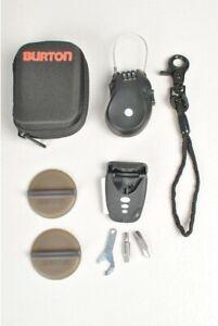 Burton Snowboard Tools & Tuning Starter Kit (BLACK)Part Number: 107991