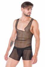Transparente-Herrenunterwäsche aus Set-Boxershorts