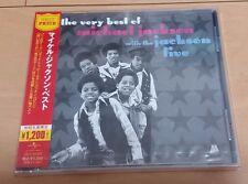 Very Best of Michael Jackson With the Jackson Five Japan CD w/OBI UICY-91522 LTD