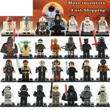 Lots of Different Starwars Mini Figures NEW UK Seller Fits Lego Star Wars