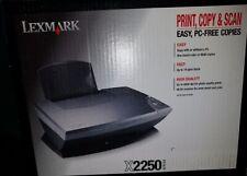 Lexmark X2250Series Printer , Copier , Scanner New FREE SHIPPING