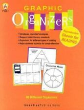 GRAPHIC ORGANIZER FOR READING - NEW PAPERBACK BOOK