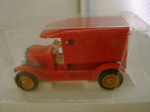 EFSI TOYS HOLLAND RED FORD MODEL T DELIVERY TRUCK NEW IN BOX