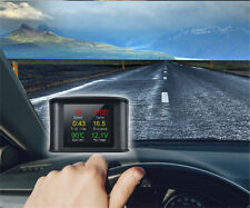 TFT LCD Multi Color Smart Display Car Digital Driving Computer OBDII EUOBD Port