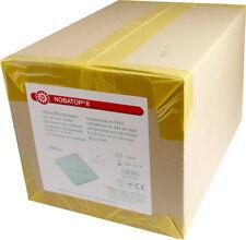 NOBATOP 8 Compresse de Tissu non Tissé 4800 Pièce Quadruple (5,0 x 5,0 cm)