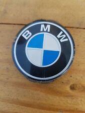 OEM BMW e30 e28 e24 mtech 1 steering wheel emblem 325i 325is 325ix 318i 318is m3