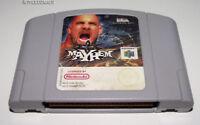 WCW Mayhem Nintendo 64 N64 PAL
