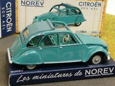 1/43 NOREV CITROEN 2cv AZL 1966 vert CL 1521