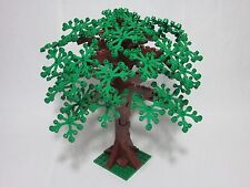 "LEGO custom forest tree 9"" tall, green leaves, all new parts, FREE U.S. Ship!"