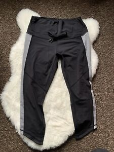 Women's Lululemon Maternity Black Joggers/leggings Size 12