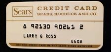 Sears Roebuck and Co. Credit card ♡Free Shipping♡cc292♡ Princess Size