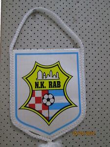 Football Club RAB Croatia pennant