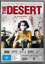 The Desert (2015)  DVD New(A Monster Pictures Film) Region 4 Free Post
