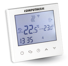 Computherm E280 Wi-Fi Digital Room Thermostat boiler and underfloor heating