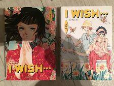 Manga - I wish...  (Seo Hyun-Joo) - Lot Tomes 1 et 2