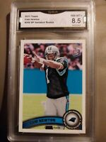 2011 topps #200 SP Cam Newton rookie card