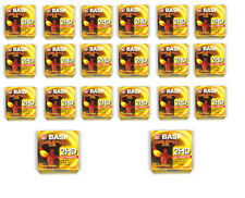"""Lot 200X (20 box of 10) DISKETTES BASF 2HD 3.5""""/90 mm NEUF SOUS EMBALLAGE"""