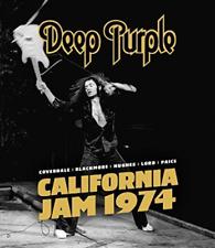 DEEP PURPLE-CALIFORNIA JAM 1974 Blu-Ray NEW