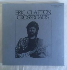 Eric Clapton Crossroads 4 CD Boxset 1988 Polygram NO SCRATCHES Booklet and Index
