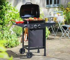 Argos 2 Burner Propane Gas BBQ with Side Burner, very smart BBQ