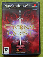 Eternal Quest (Sony PlayStation 2, 2003, PAL, PS2, Game)