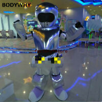 2020Robot Cartoon Mascot Costume Suits Cosplay Party Game Dress Easter Adults