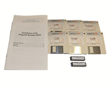New Workbench Amiga OS 3.1.4 System, 6x Disks + Kickstart ROM - Amiga 1200 #632