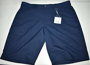 Puma Golf Tech Shorts Peacoat 577369 02 Mens Navy UK 38 US 38 EU 38 Waist NEW