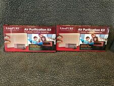 (2) EdenPURE Air Purification Kit Hepa Filter's GEN2 / Free Shipping !!!!