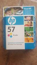 HP 57 Tri-Color Original OEM Ink Cartridge