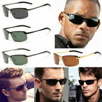 Mens Polarized Driving Goggles Cycling Sunglasses Glasses UV400 Outdoor Eyewear