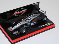 1/43 Minichamps F1 Formula 1  McLaren Mercedes 2001 West MP 4-16 M.Hakkinen