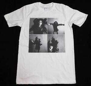 Tina Turner White T-Shirt Size S-XXXL Motown r&b disco 80's retro vintage ike