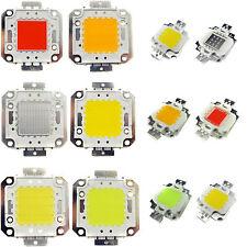 CHIP LED 10W faro ALTA LUMINOSITA bianco rosso verde giallo blu RGB faretto SMD